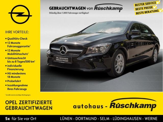 Mercedes-Benz CLA 180 -Klasse Shooting Brake Navi Parklenkass. PDCv+h LED-hinten Multif.Lenkrad, Jahr 2015, Benzin
