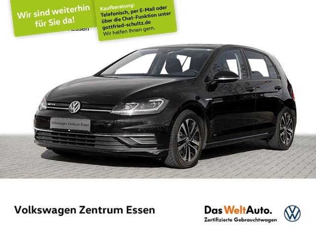 Volkswagen Golf IQ DRIVE 1,5 TSI NAVI LED ACC ALU16 Bluetooth, Jahr 2019, Benzin
