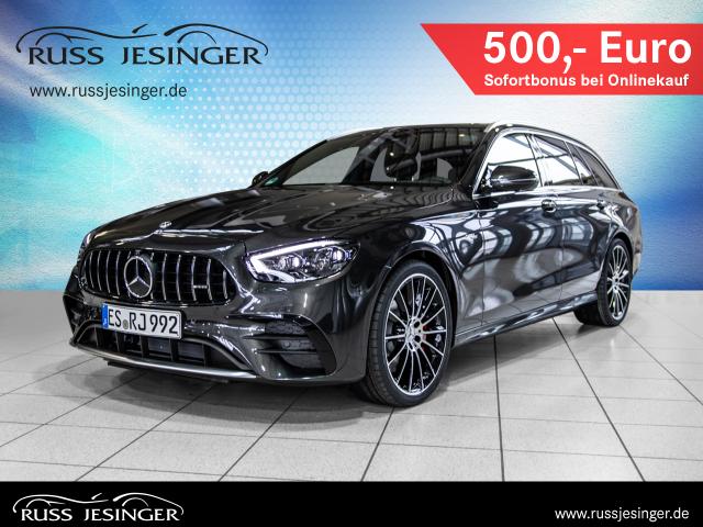 Mercedes-Benz Mercedes-AMG E 53 4Matic+ T-Modell AMG Line Navi, Jahr 2020, Benzin