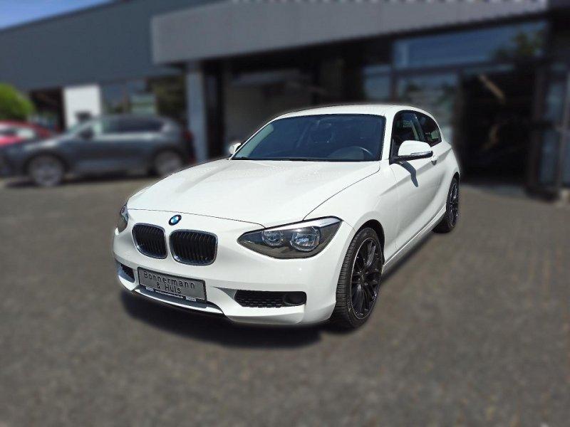 BMW 114i 1.6 3-trg. *Klima*AUX*, Jahr 2014, Benzin