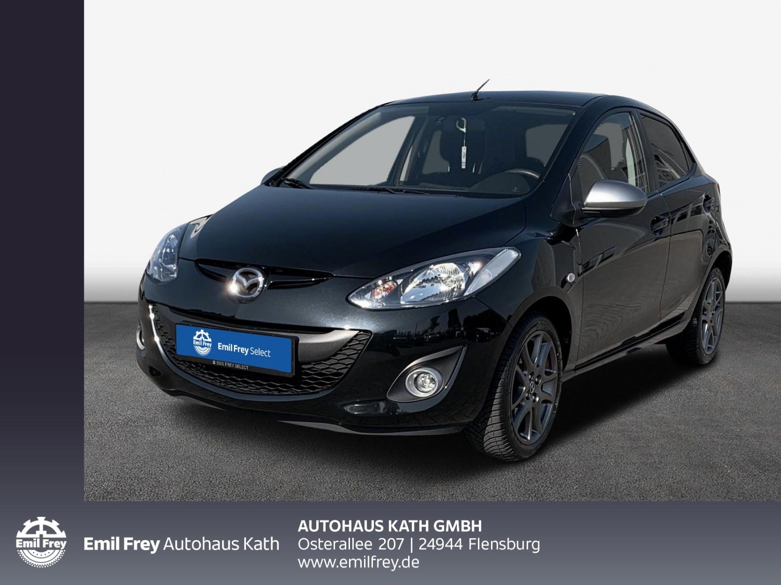Mazda 2 1.3 -Sendo- 5-Gang, Jahr 2014, Benzin