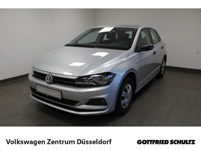 Volkswagen Polo 1.0 Trendline *Klima*Radio*, Jahr 2018, Benzin
