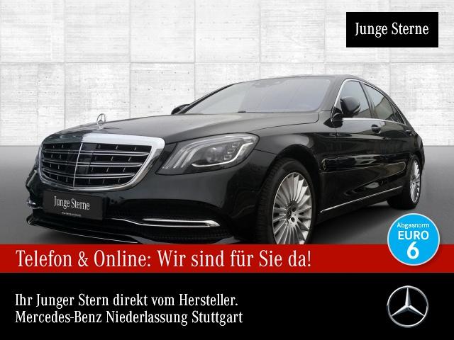 Mercedes-Benz S 600 L 360° Pano Multibeam Burmester Distr. HUD, Jahr 2018, Benzin