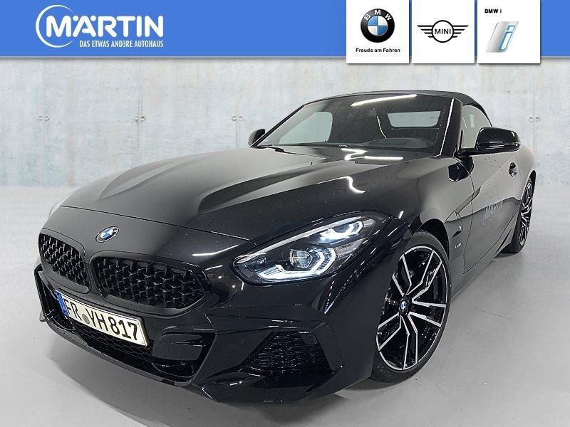 BMW Z4 sDrive20i *M Sport*Head-Up*H&K*Adapt.LED*RFK*Komfortzg.*, Jahr 2020, Benzin