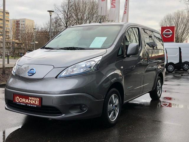 Nissan e-NV200 Evalia Tekna Navi WP Klimaauto. PDC uvm, Jahr 2017, Elektro