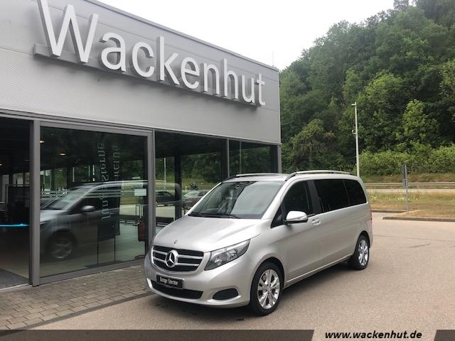 Mercedes-Benz V 220 d kompakt AHK Klima Kamera Standheizung, Jahr 2016, Diesel