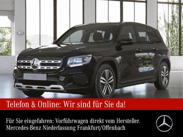 Mercedes-Benz GLB 180 Kamera Spurhalt-Ass PTS 7G-DCT Sitzh Temp, Jahr 2021, Benzin