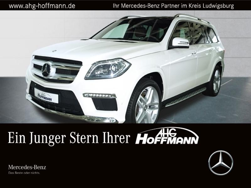 Mercedes-Benz GL 350 BT 4M AMG+Pano+Xenon+Comand+Airm.+Memory, Jahr 2015, diesel