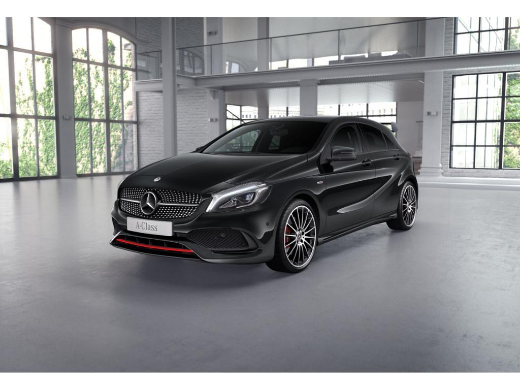 Mercedes-Benz A 250 Sport AMG/NAVI/LED/NIGHT/PDC/SHZ/KEYLESS, Jahr 2017, Benzin