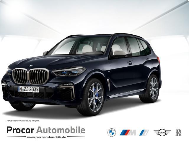 BMW X5 M50d Innovationsp. Sport Aut. Komfortsitze, Jahr 2019, Diesel