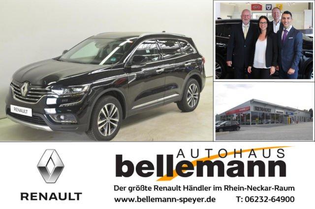 Renault Koleos dCi 175 4WD X-Tronic Intens Komfort+, Jahr 2018, diesel