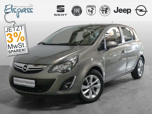 Opel Corsa D 1.2 Energy KLIMA TEMP CD AUX MP3 ESP ALU, Jahr 2014, Benzin