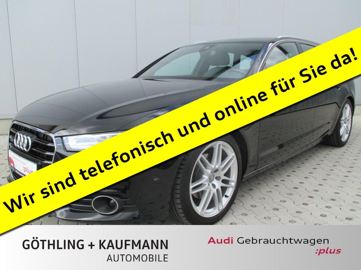 Audi A6 Avant 3.0 TDI qu S line S tro. 150kW*ACC*Kame, Jahr 2015, Diesel
