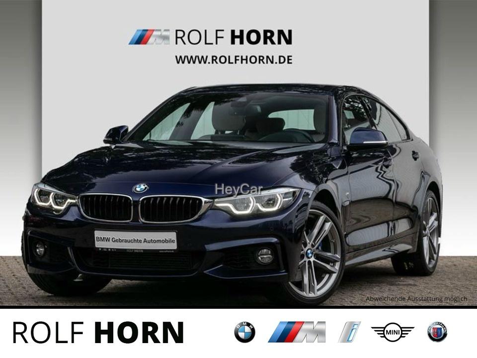 BMW 420 Gran Coupe xDrive D M Sportpaket LED EURO 6, Jahr 2017, Diesel