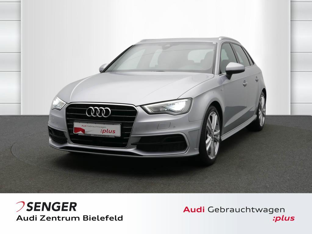 Audi A3 1.2 TFSI Navi S line Selection DRIVE SELECT, Jahr 2015, Benzin