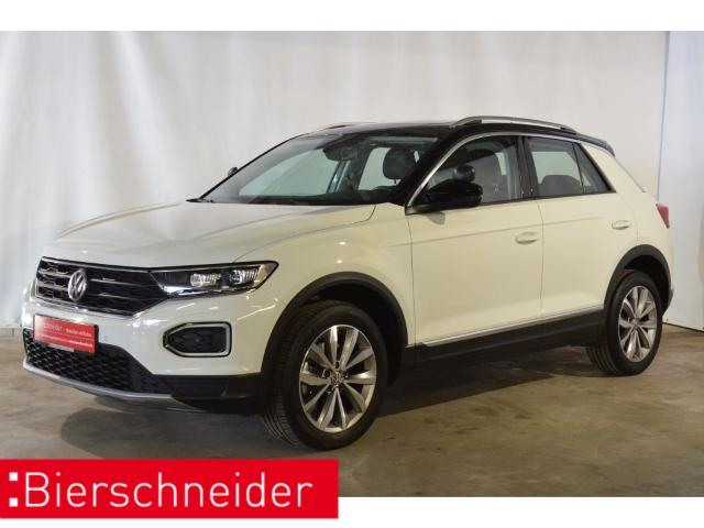 Volkswagen T-Roc 2.0 TDI 4Mo. Style AHK KAMERA LED PANO, Jahr 2018, Diesel