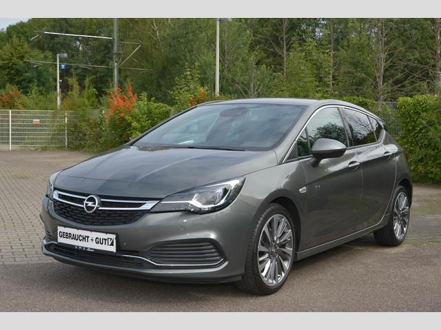 Opel Astra K 1.6 Turbo Ultimate LED Navi OPC line DAB Leder, Jahr 2018, Benzin