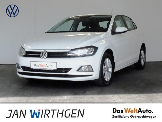 Volkswagen Polo 1.6 TDI Highline SITZHEIZUNG PDC, Jahr 2018, Diesel
