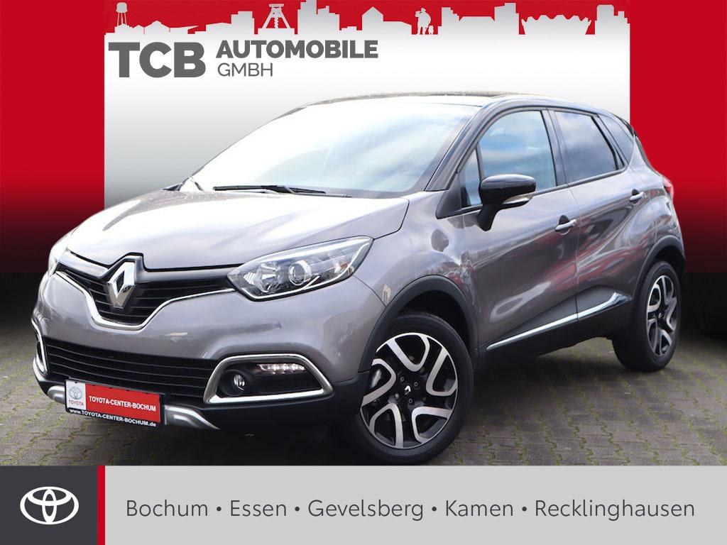 Renault Captur EXPERIENCE LIMOUSINE TCE 120 NAVI BT, Jahr 2016, Benzin