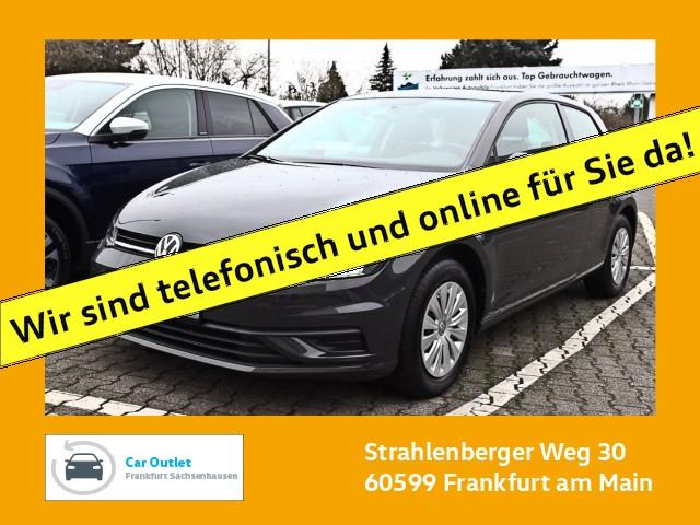 Volkswagen Golf VII 1.0 TSI Trendline Klima Golf 1,0 TLBM 063 TSIM5F, Jahr 2017, Benzin
