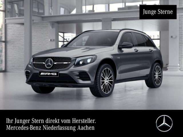 Mercedes-Benz GLC 43 4MATIC Sportpaket Bluetooth Navi LED Klima, Jahr 2018, Benzin