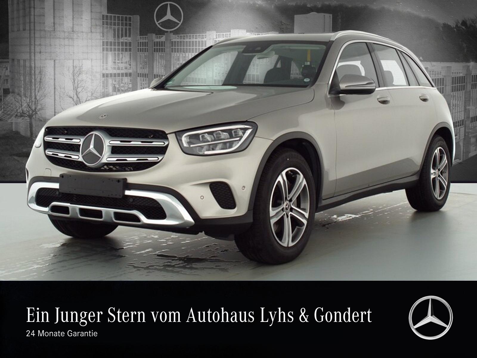 Mercedes-Benz GLC 200 4MATIC Exclusive*Assist-Pak.*LED*Navi*, Jahr 2019, Benzin