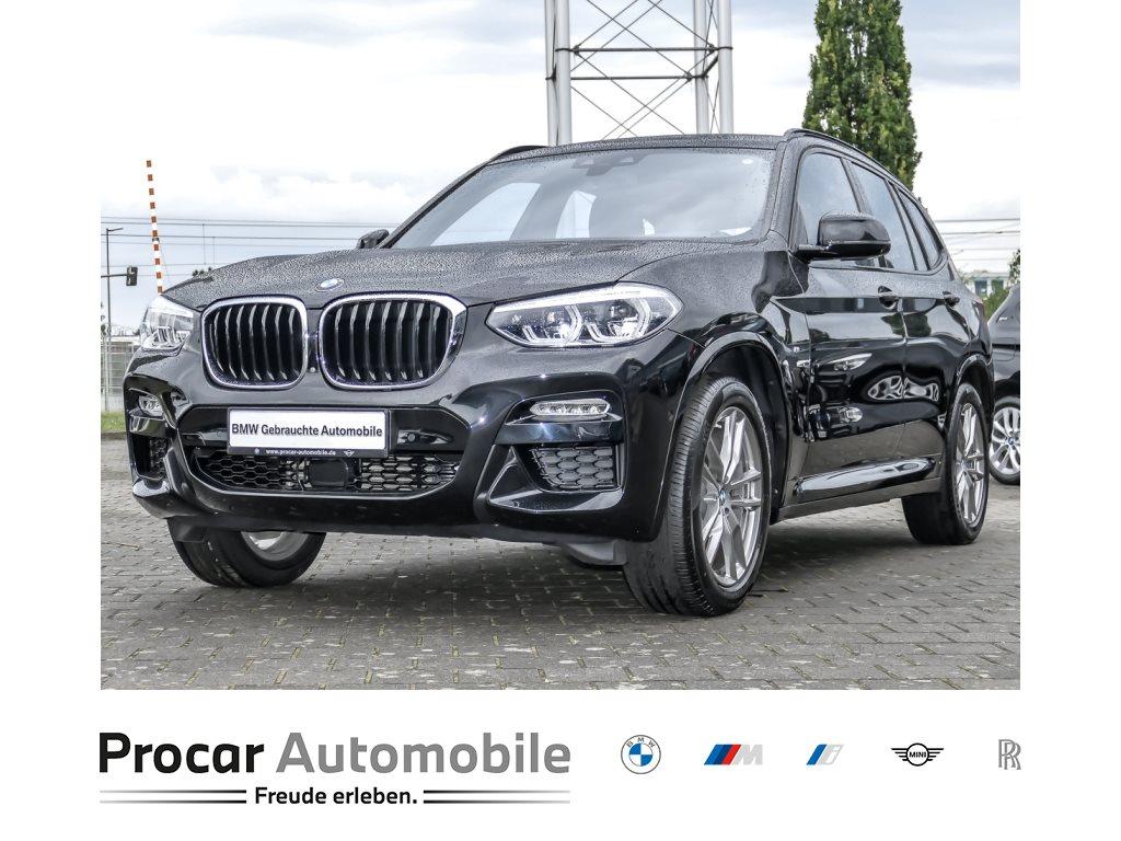 BMW X3 xDrive20d M Sport Navi Prof. Head-Up LED DA+, Jahr 2019, Diesel