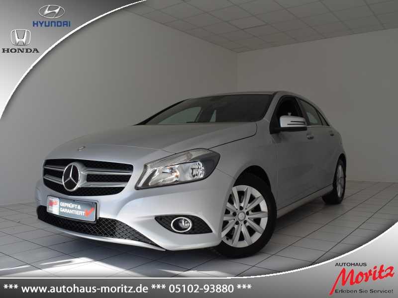 Mercedes-Benz A180 1.6 Style *SPORTSITZE VORNE*NAVI*, Jahr 2012, Benzin