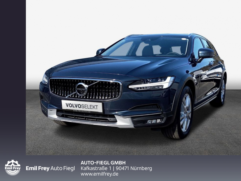 Volvo V90 Cross Country D5 AWD Geartronic, Jahr 2018, Diesel