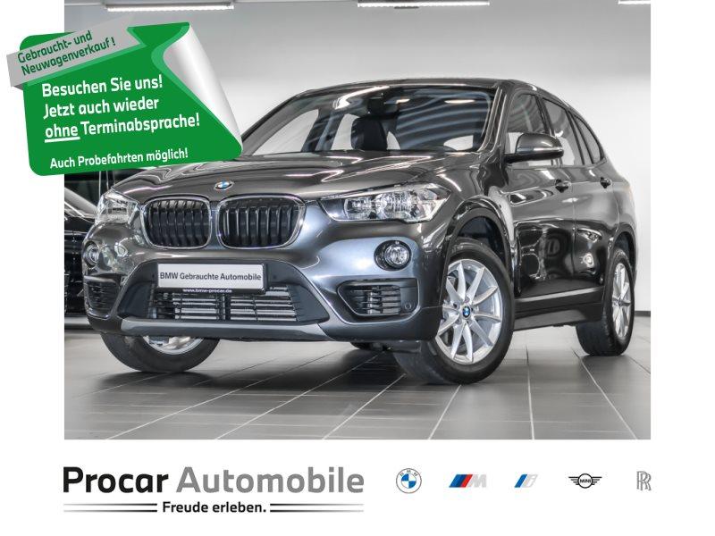 BMW X1 sDrive18i Advantage Navi Tempomat ab 0,15%, Jahr 2018, Benzin