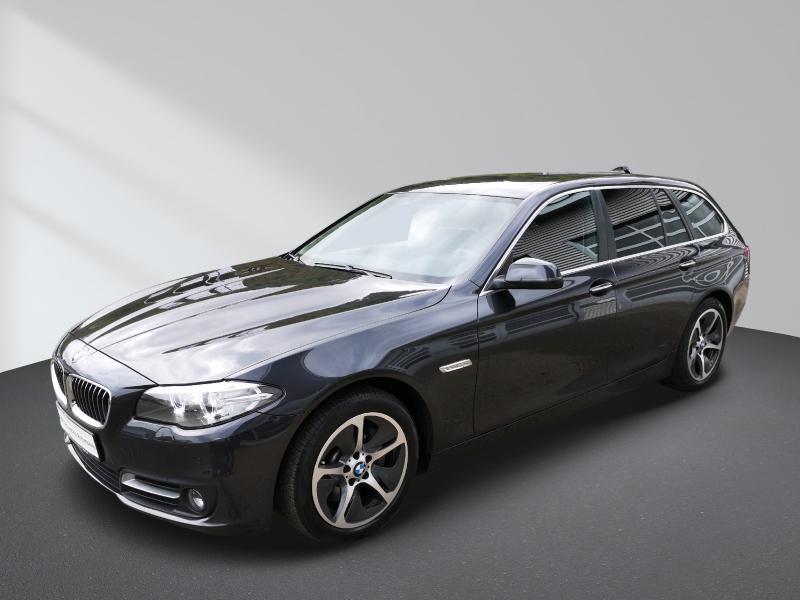 BMW 528i Touring Navi Business Klimaaut. 18ŽLM AHK, Jahr 2014, Benzin
