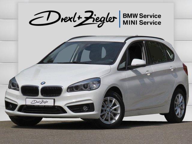 BMW 218d Active Tourer Advantage LED Navi PDC Shz., Jahr 2016, Diesel