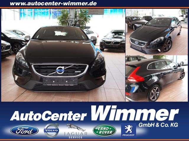 Volvo V40 T2 Kinetic R-Design-Paket/Licht-Paket/Winter-P, Jahr 2014, Benzin