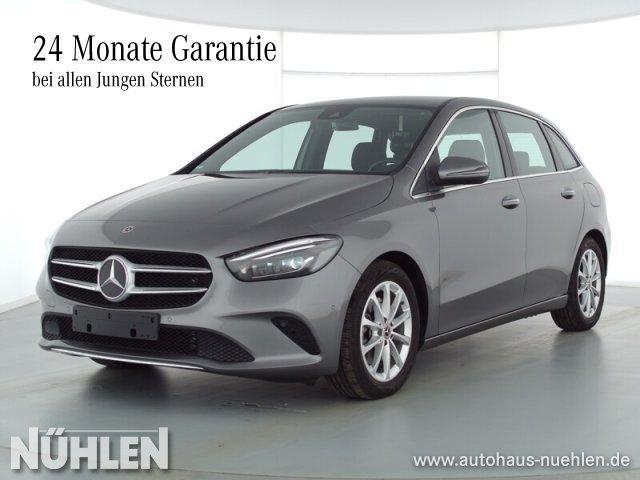 Mercedes-Benz B 220 4MATIC Progressive+LED+Sitzhzg.+AHK Autom., Jahr 2020, Benzin