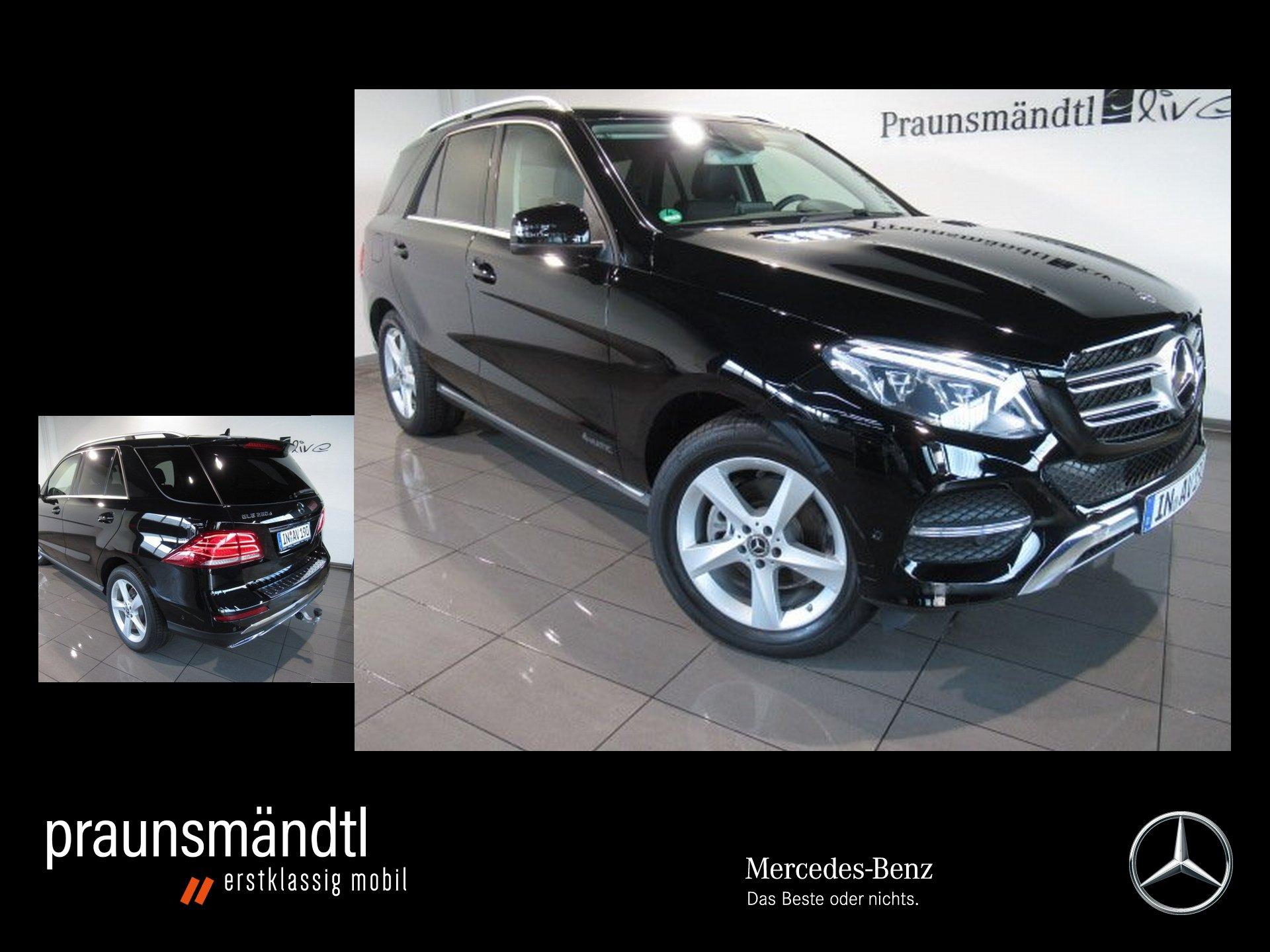 Mercedes-Benz GLE 250 d 4M Memory/St.-Hzg/SHD/AHK/AIRMATIC/ILS, Jahr 2017, Diesel