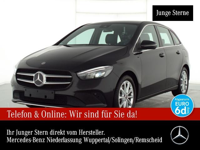 Mercedes-Benz B 200 d AHK LED Spurhalte Navi PTS, Jahr 2019, Diesel