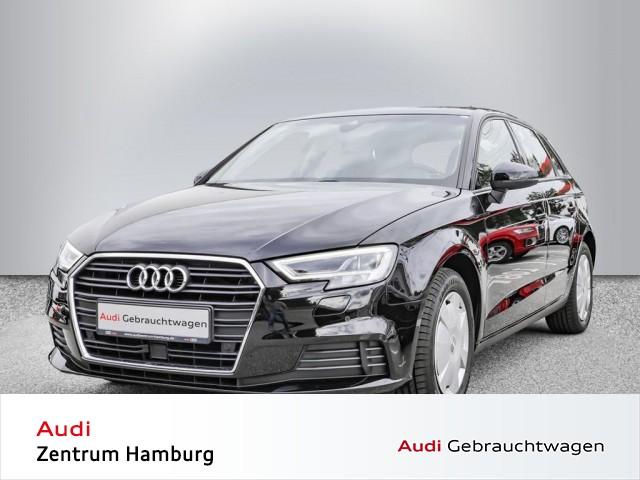 Audi A3 Sportback 2,0 TDI S tronic MATRIX NAVI KAMERA, Jahr 2018, Diesel
