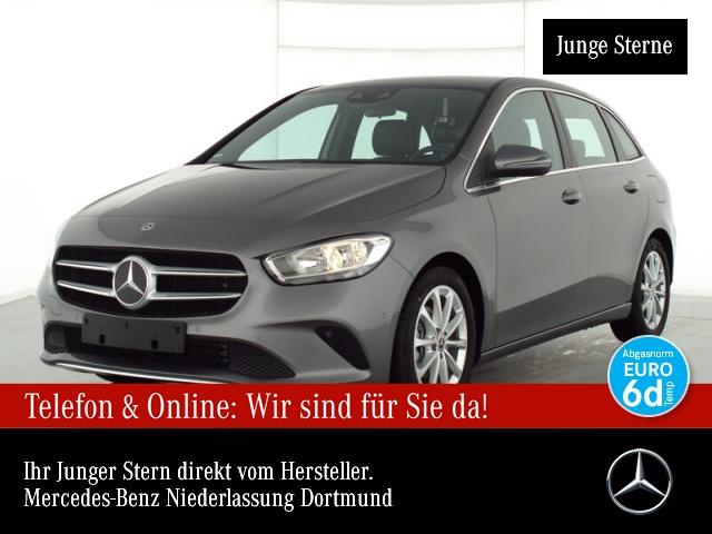 Mercedes-Benz B 180 Laderaump Spurhalt-Ass PTS Sitzh Sitzkomfort, Jahr 2020, Benzin
