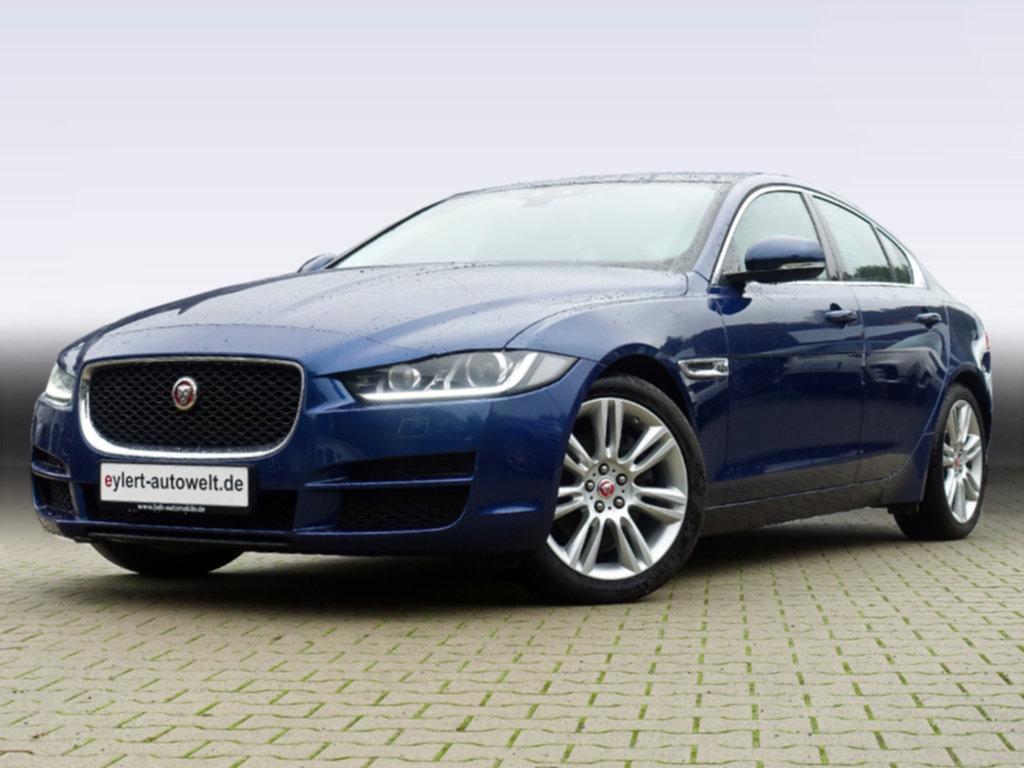 Jaguar XE 20d Aut. Prestige XENON NAVI KLIMA LM BT ZV, Jahr 2016, Diesel