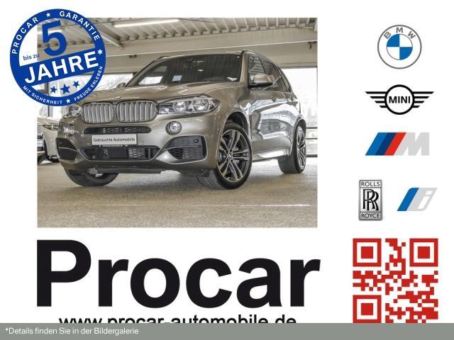 BMW X5 M50d M Sportpaket Navi Prof. Sport Aut. AHK, Jahr 2016, Diesel