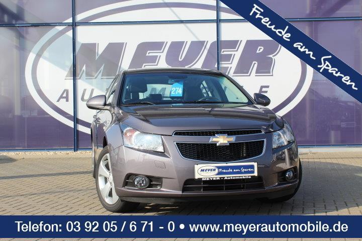 Chevrolet Cruze 1.8 LTZ Navi/SHZ/PDC/Tempomat/ALU, Jahr 2012, Benzin