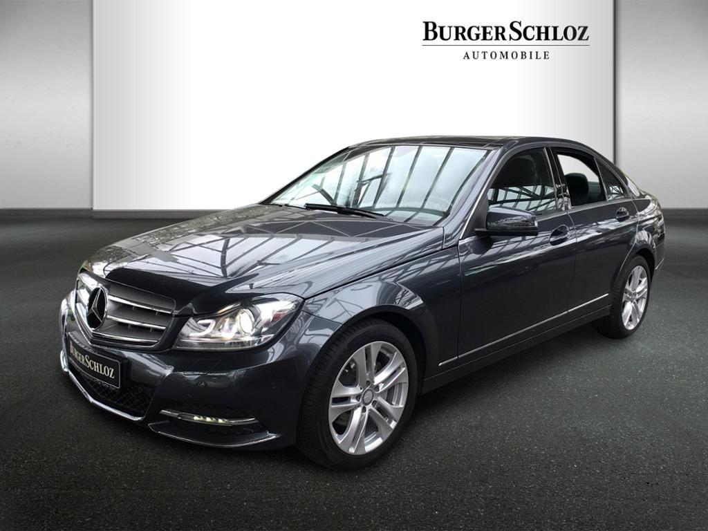 Mercedes-Benz C 250 CDI Avantgarde/Comand/Pano.-Dach/LED, Jahr 2013, diesel
