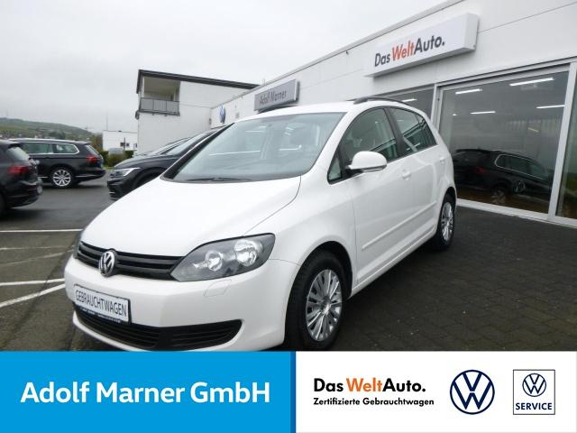 Volkswagen Golf Plus Trendline Klima, Jahr 2013, Benzin