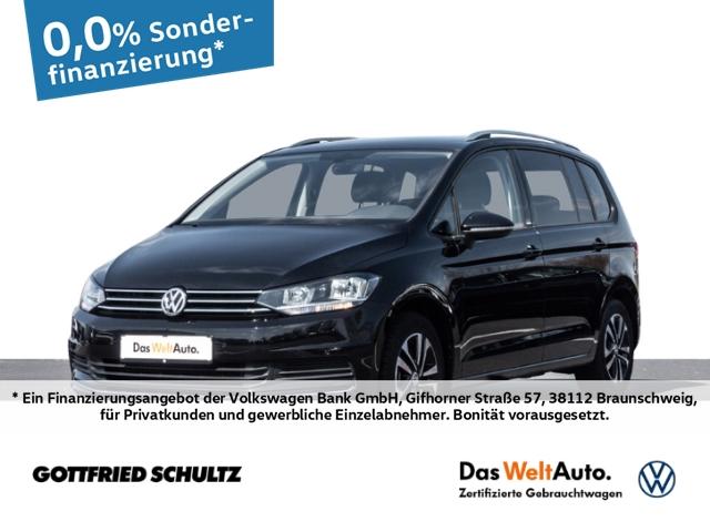 Volkswagen Touran 1.5 TSI DSG UNITED NAVI SHZ PDC ACC, Jahr 2020, Benzin