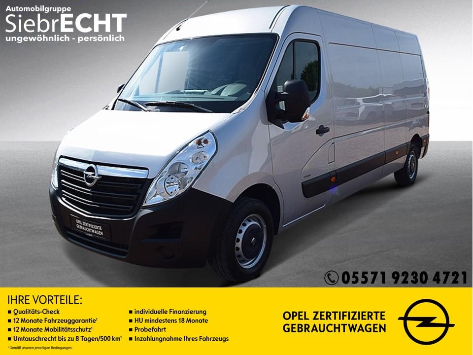 Opel Movano 2.3 D BT Kawa L3H2 3,5t*Klima*Radio R15BT, Jahr 2016, Diesel