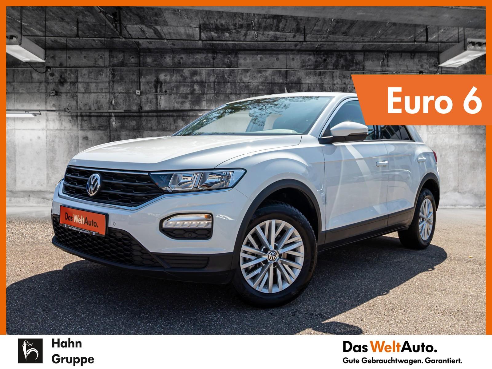 Volkswagen T-ROC 1.0TSI Basis Klimaanlage Sitzheizung, Jahr 2018, petrol