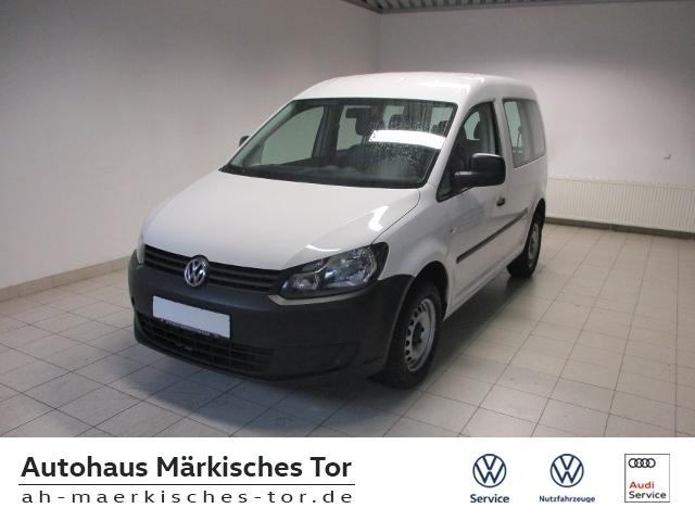 Volkswagen Caddy Kombi, Jahr 2013, Benzin