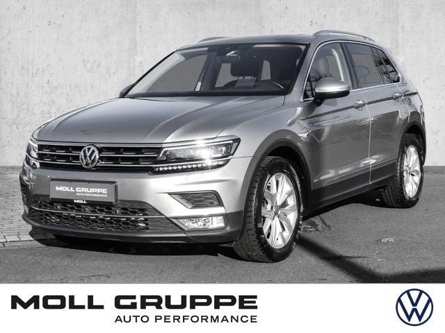 Volkswagen Tiguan 2.0 TDI DSG Highline LEDER PANORAMA NAVI, Jahr 2016, Diesel