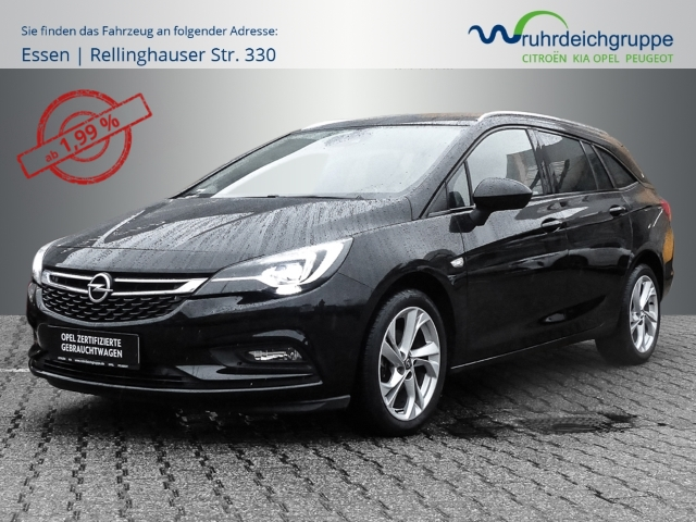 Opel Astra K Sports Tourer ON *Navi+Kamera+LED-Matrix+PDC*, Jahr 2017, Benzin