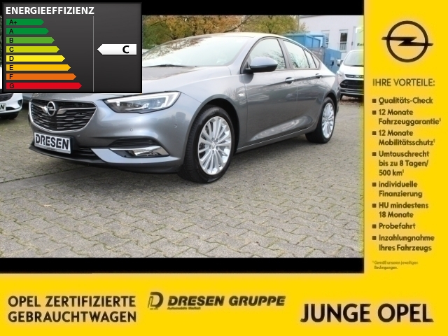 Opel Insignia GS Edition LED+Navi+Rückfahrkamera, Jahr 2017, Benzin